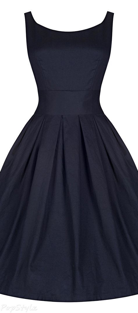 Lindy Bop 'Lana' Vintage 1950's Inspired Swing Dress