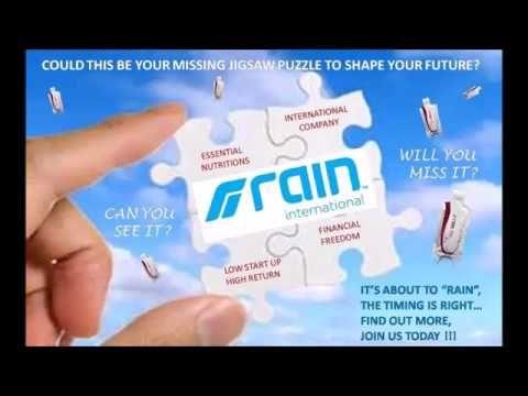 Rain International   - Jay Noland Millionaire Training