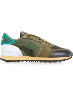 zapatillas de deporte de camuflaje 'Rockrunner'