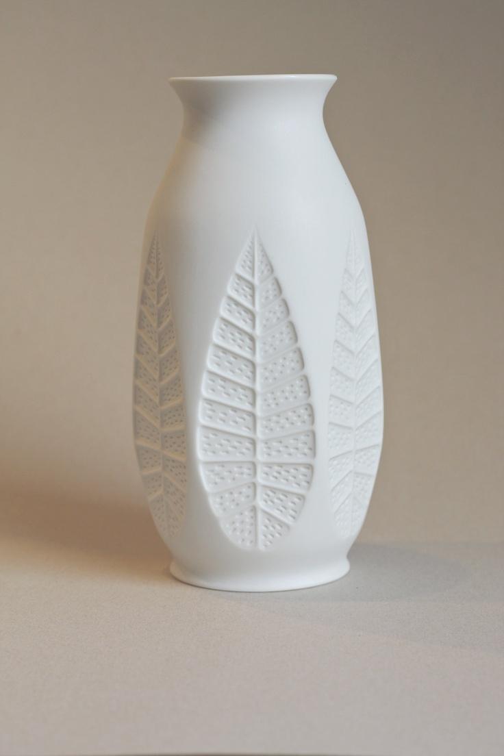 10 best white porcelain vases images on pinterest porcelain vase vintage german porcelain vase hutschenreuther floridaeventfo Choice Image