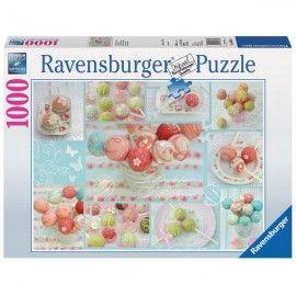 Nyalókák, Ravensburger Puzzle, kirakó 1000 db