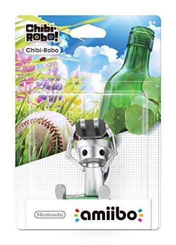 Chibi-Robo amiibo – Amazon Exclusive  http://www.discountbazaaronline.com/2015/11/25/chibi-robo-amiibo-amazon-exclusive/