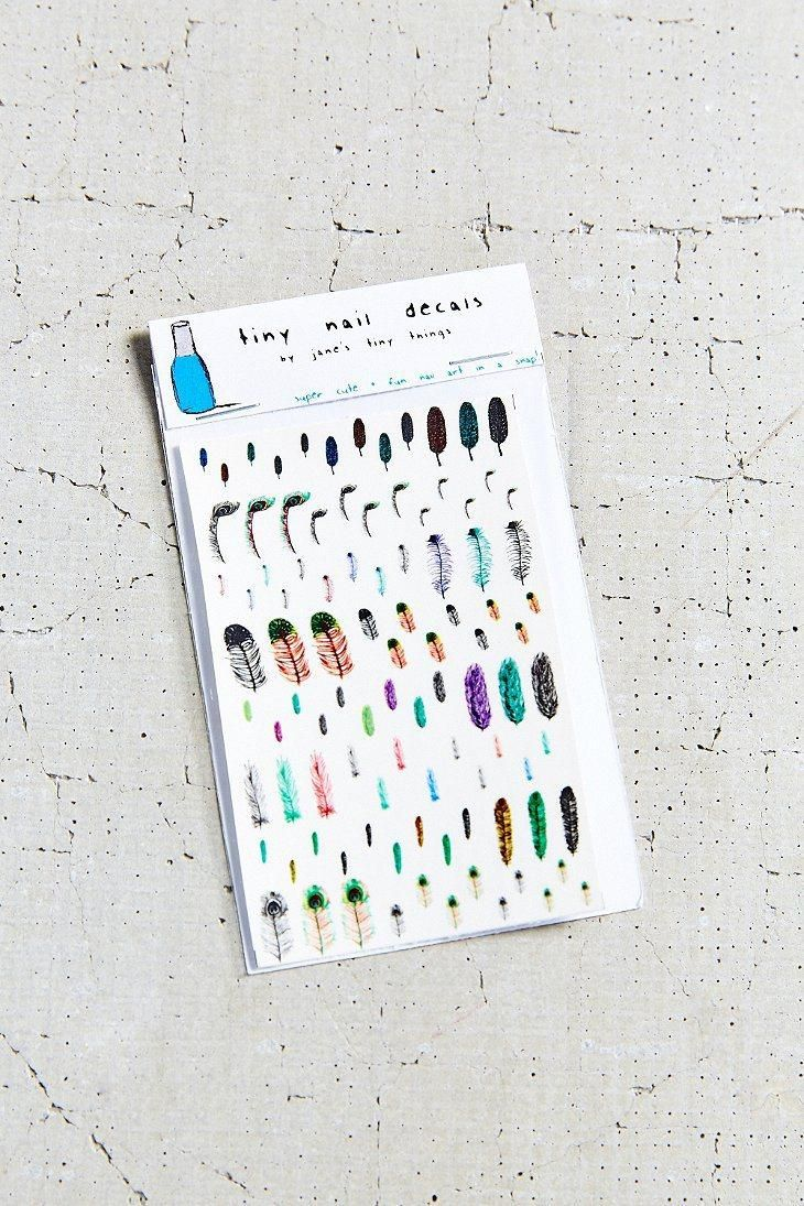 Nail Art Ideas: The best nail decals and stickers for summer