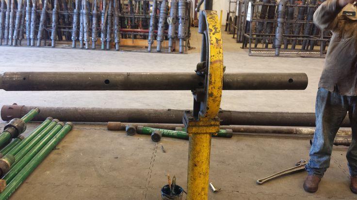 Hydraulic Setting Tool Setting tools, Oil rig, Oilfield