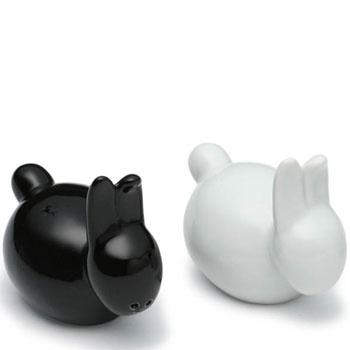 Saleiro e Pimenteiro Rabbit.