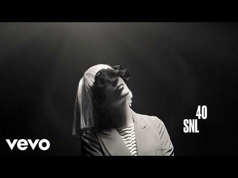 Sia - Chandelier (Live on SNL) - YouTube #ILoveSia!