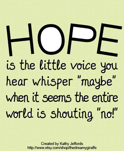 :): Never Lose Hope, Remember This, Good Ideas, Art Prints, Hope Quotes, So True, Quotes Sayings, Inspiration Quotes, The Voice