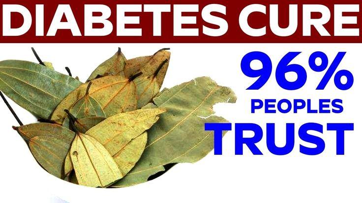 96% Peoples Trust - Bay Leaves Control Diabetes - YouTube