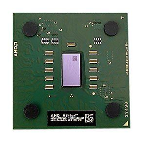 AMD ATHLON XP 2600 CPU BARTON CORE SOCKET A 462 PIN 1.917 GHz 333 FSB by AMD. $22.99. * AMD Athlon XP 2600+ 333MHz 512KB Socket A CPU  General Features: AMD Athlon XP 2600+ (1.9 GHz) CPU  Model 10 Athlon (Barton) OPGA Package Type (462-pin Socket A) Max Front Side Bus of 333 MHz 512 KB L2 Cache 1.65v operating voltage AMD-AXDA2600DKV4D