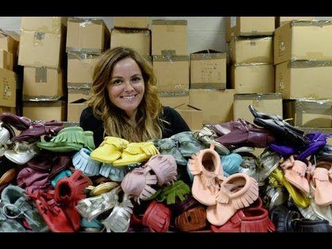 Mira como esta mujer paso de ganar centavos a millones desde su casa! - YouTube