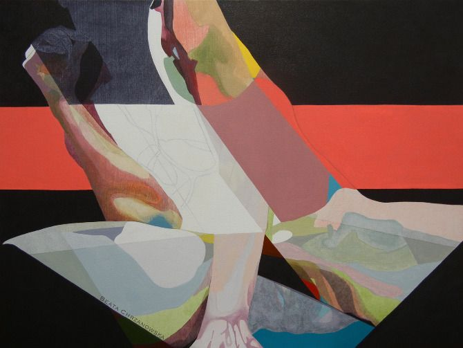 PAINTINGS - Beata Chrzanowska
