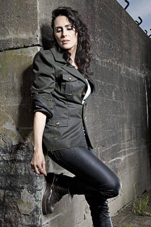 Sharon den Adel ©Paul Harries