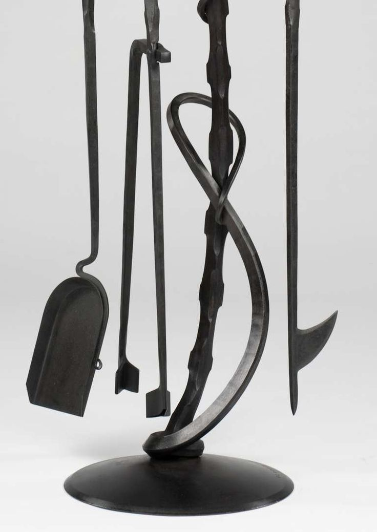 Forged Fireplace Tools | From a unique collection of antique and modern fireplace tools and chimney pots at https://www.1stdibs.com/furniture/building-garden/fireplace-tools-chimney-pots/