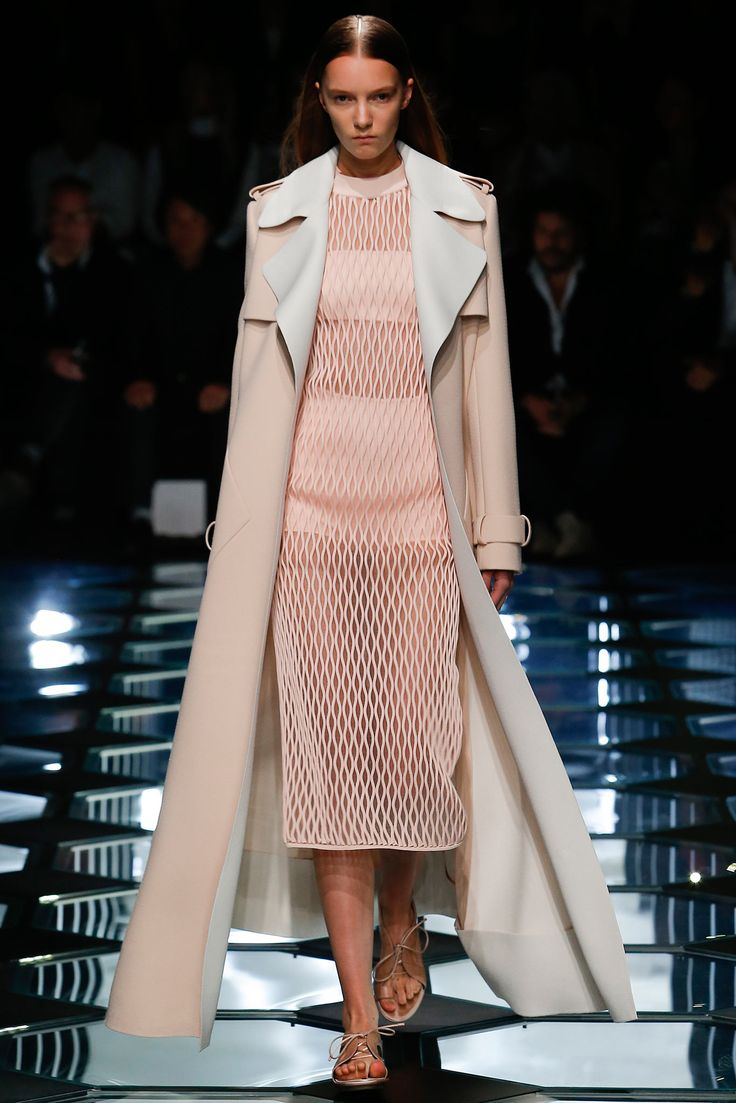 Spring 2015 Ready-to-Wear - Balenciaga #pfw #ss2015 #rtw