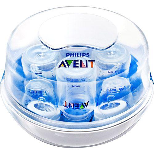 Americanas Esterilizador a Vapor para Micro-Ondas - Philips Avent - R$ 80,10 á vista