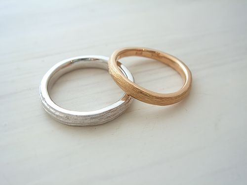 ZORRO Order Collection - Marriage Rings - 104-2
