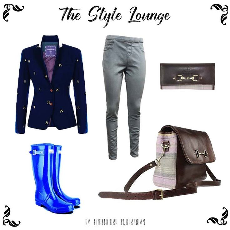Lofty Equestrians latest Style Lounge is now OUT! Featuring the beautiful Beauchamp Blazer from Sporting Hares. The perfect outfit for agriculturals and festivals! Equestrian fashion at its best! #sportinghares #graysofshenstone #handbags #wellies