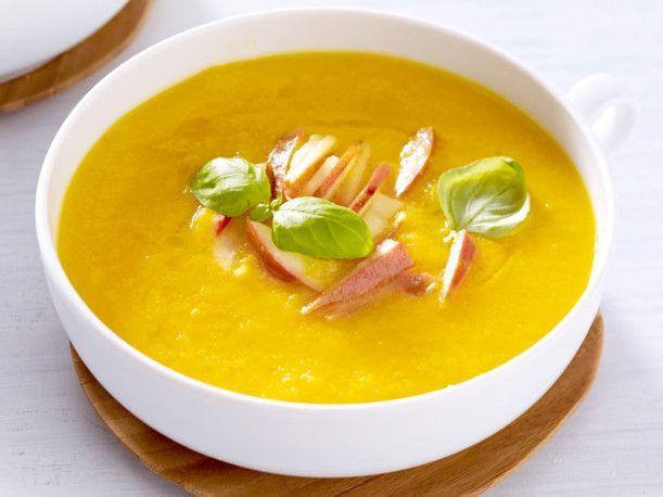 Unser beliebtes Rezept für Karotten-Apfelsuppe und mehr als 55.000 weitere kostenlose Rezepte auf LECKER.de.