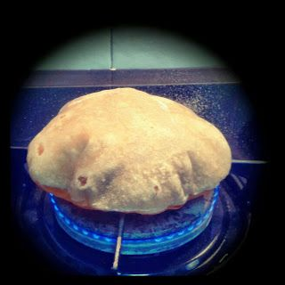 A Cuppa for my thoughts: Punjabi food is a luxury - roti, paratha, and paneer makhni recipe