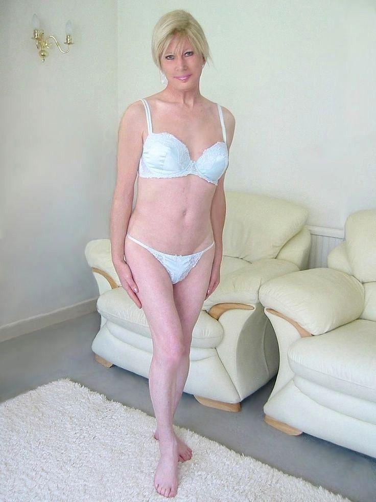 Pvc lingerie and crossdressing