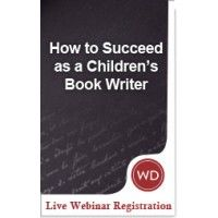 How to Succeed as a Children's Book Writer | WritersDigestShop