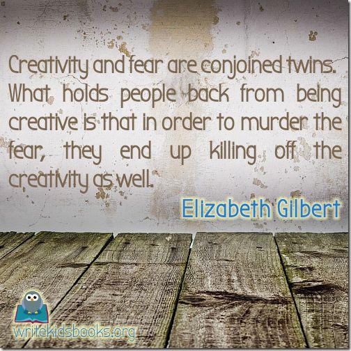 Eat, Pray, Love's Elizabeth Gilbert – 2 profound quotes on writing ...