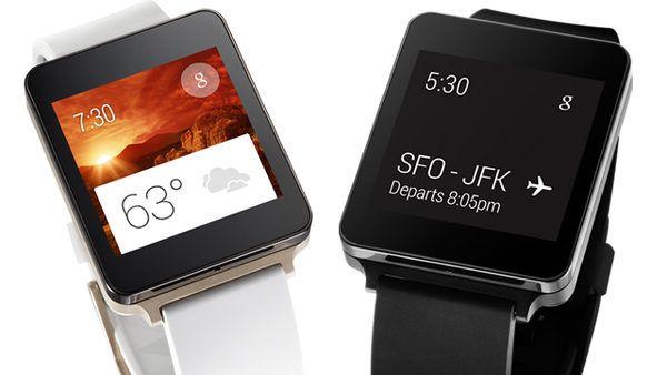 Gwatch : toutes les spécifications de la montre connectée d'LG