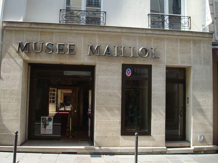 Musée Maillol, Paris