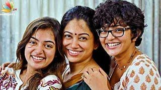 Nazriya starts shooting for comeback film | Parvathy Anjali Menon | Hot Tamil Cinema News | lodynt.com |لودي نت فيديو شير