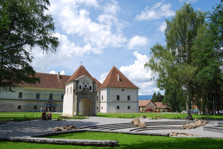 Mikó Castle, Csíkszereda