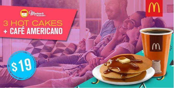 Este Martes de McDonald's 29 de agosto ahorra en el desayuno y comida con los siguientes cupones de descuento:Cupones Martes de McDonald'sCupón para e...