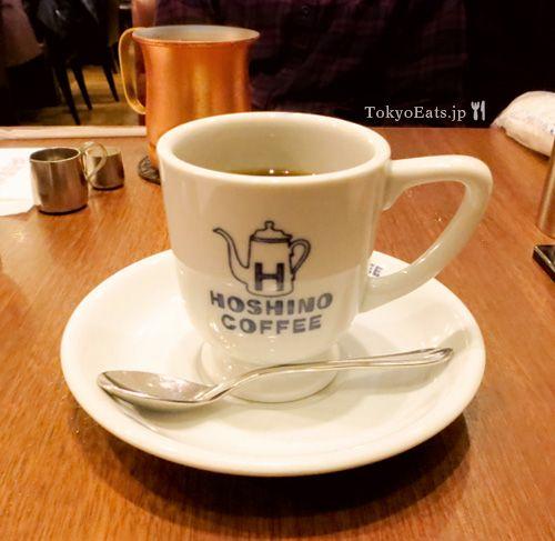 Hoshino Coffee —Shibuya