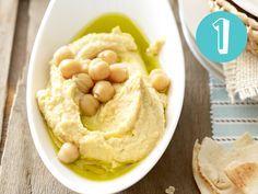 Von knackigem Salat bis knusprigem Snack: So vielseitig und lecker ist das Kochen mit Kichererbsen.