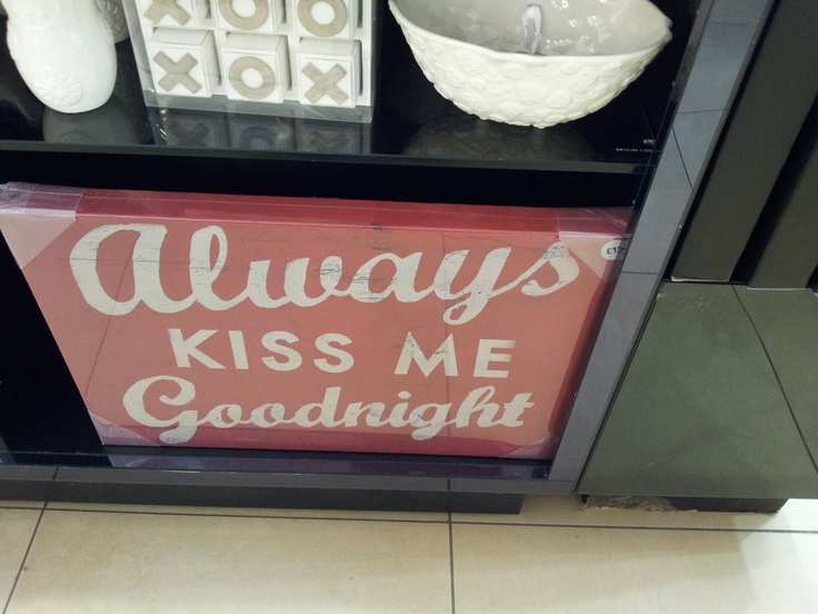 I love this.  For sale in BHS Cardiff Bay.