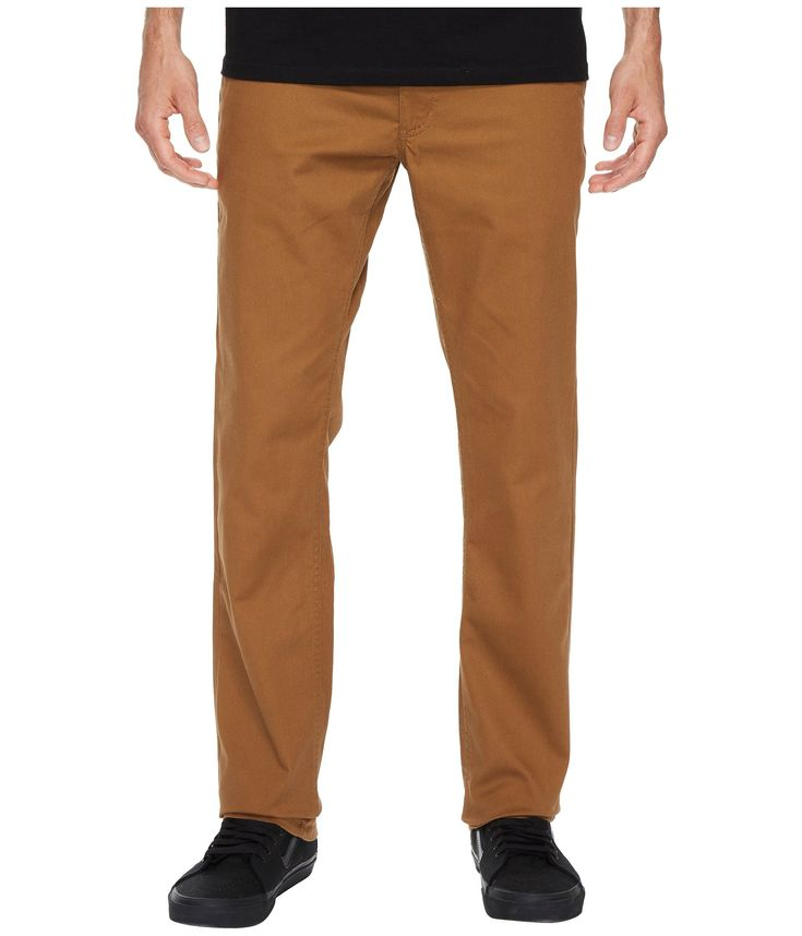 BRIXTON Reserved Standard Fit Chino Pants. #brixton #cloth #