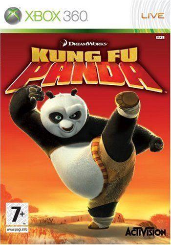 Kung Fu Panda XBOX360 Version américaine Neuf sous blister