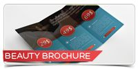 Print Templates - Beauty Trifold Brochure | GraphicRiver