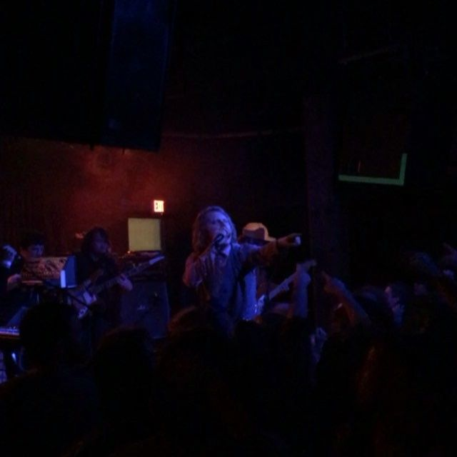 Savoy Motel, Axis: Sova, Ty Segall & Ty Segall & the Muggers performed on Monday at Mercy Lounge