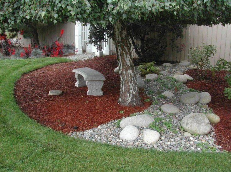 Best 25+ Landscaping with rocks ideas on Pinterest Landscaping
