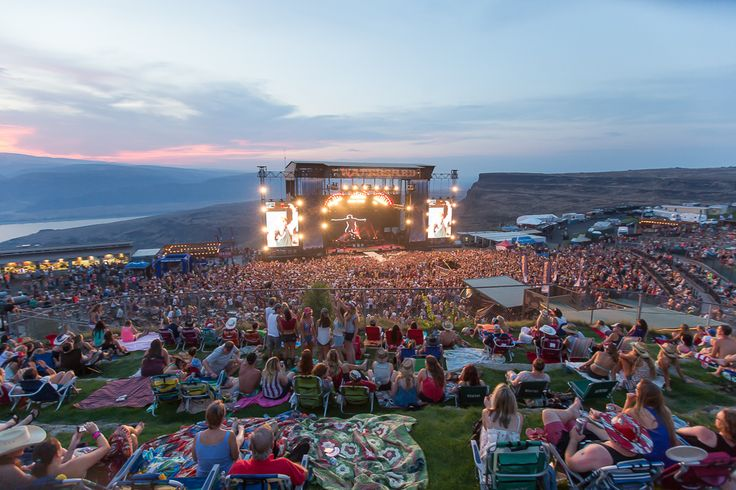 Watershed Festival | Watershed Music Festival at The Gorge Amphitheatre « Seattle Country ...
