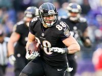 Baltimore Ravens release Dennis Pitta after hip injury - NFL.com