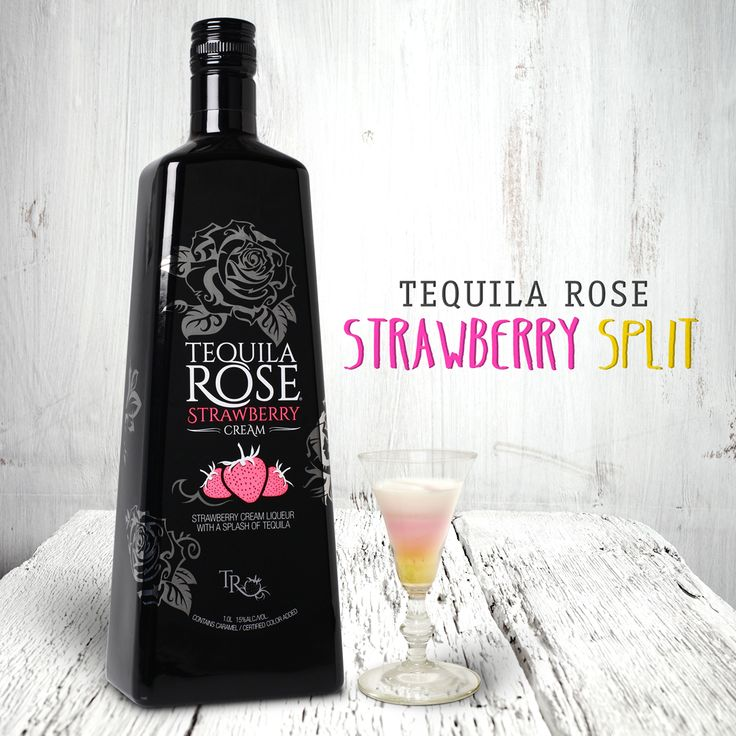The 25 best tequila rose ideas on pinterest recipe for for What to mix with tequila rose