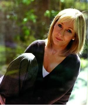 Joanne K. Rowling Reihenfolge der Harry Potter Bücher Reihe