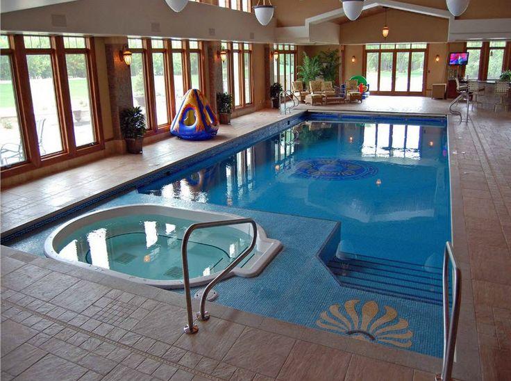 Best 25+ Indoor pools ideas on Pinterest | Dream pools, Inside ...
