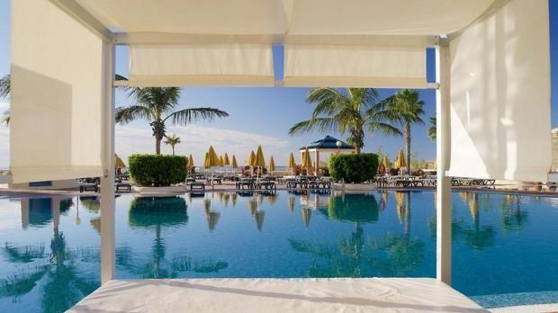 Relaxen auf Fuerteventura könnt Ihr im H10 Playa Esmeralda. #fuerteventura #urlaub #lastminute