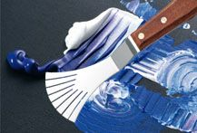 Spatola per pittura - New Generation - art. Tech 8021
