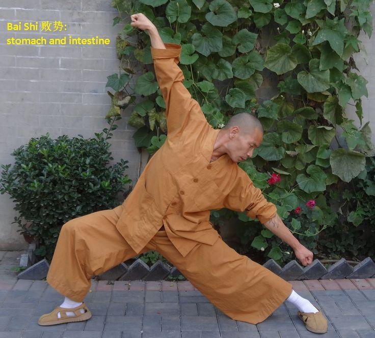MEIHUA QUAN static position number 5: Bai Shi. Practice MeiHua Quan under the guidance of Shifu Shi Yan Jun, 17th Disciple of MeiHua Quan and Vice President of MeiHua Quan Association China, Vice President of International Federation of MeiHua Quan and Xingtai University Professor.