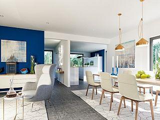 Das FANTASTIC 163 Trägt Seinen Namen Zurecht: Das Designhaus Verbindet Ein  Modernes Wohnkonzept Mit Bewährtem