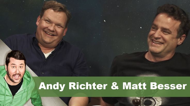 Andy Richter & Matt Besser | Getting Doug with High | Doug Benson shows his movie trailer that opens in Portland. OR and talks about what Portland is like