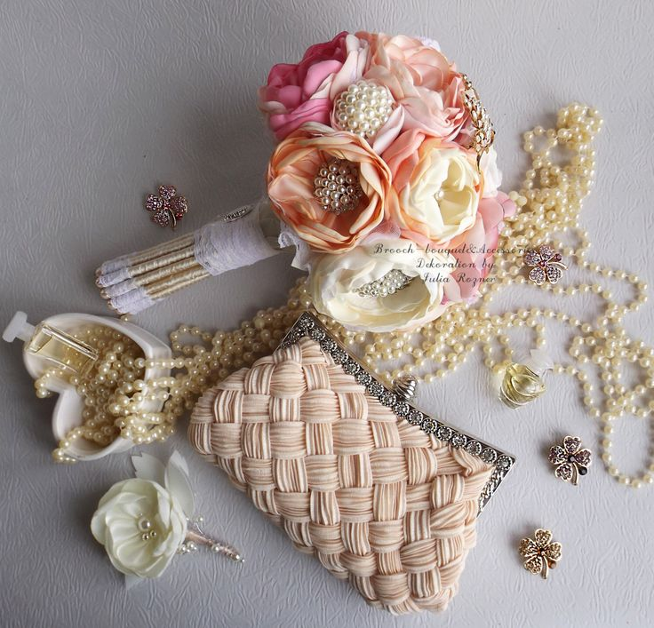 brooch bouquet, wedding bouquet, bridal bouquet, wedding, bouquets, flowers bouquet, crystal bouquet, jewelry bouquet, fabric bouquet by unusualbouquets on Etsy https://www.etsy.com/ca/listing/228038731/brooch-bouquet-wedding-bouquet-bridal